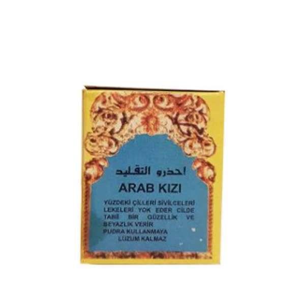Arap Kızı Kremi ( Mavi )
