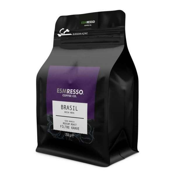 Brasil - Bossa Nova Filtre Kahve 250 Gr