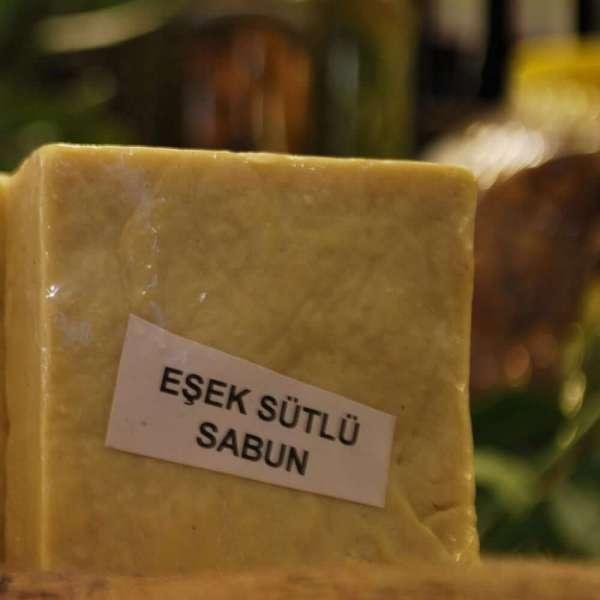 Eşek Sütlü Sabun - 1 Adet