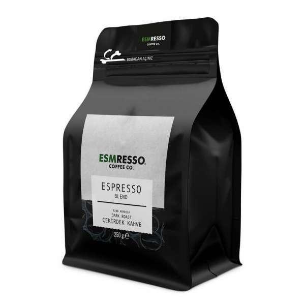 Espresso - Blend (Dark Roast) Kahve 250 Gr