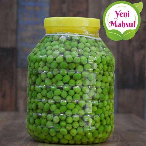 Halhalı Zeytin (Tatlanmış-Kırılmamış ) Minik 3,5 Kg