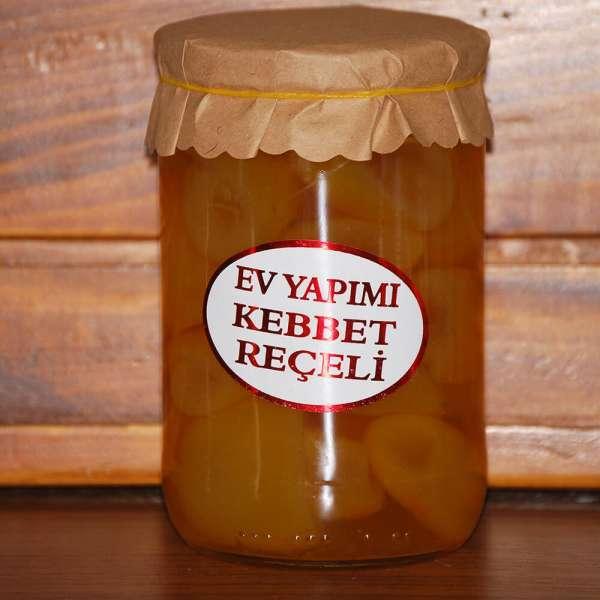 Kebbet Reçeli ( Bergamot ) Özel Kutulu 1 Kg