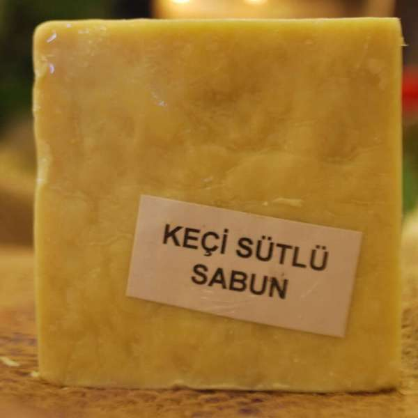 Keçi Sütlü Sabun - 1 Adet