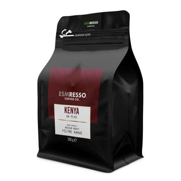 Kenya - Aa Plus Filtre Kahve 250 Gr