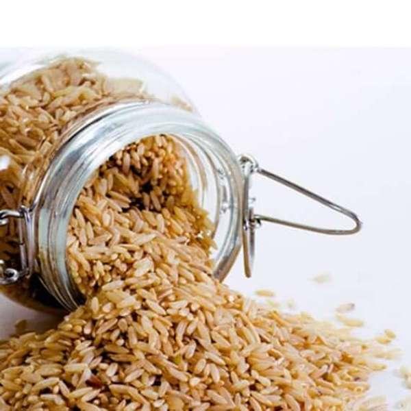Kepekli (Esmer) Pirinç 1 Kg