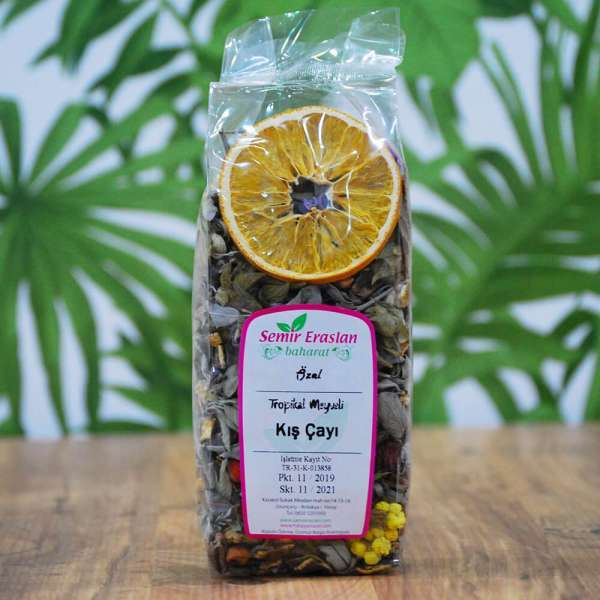 Kış Çayı (Tropikal Meyveli) 200 Gr