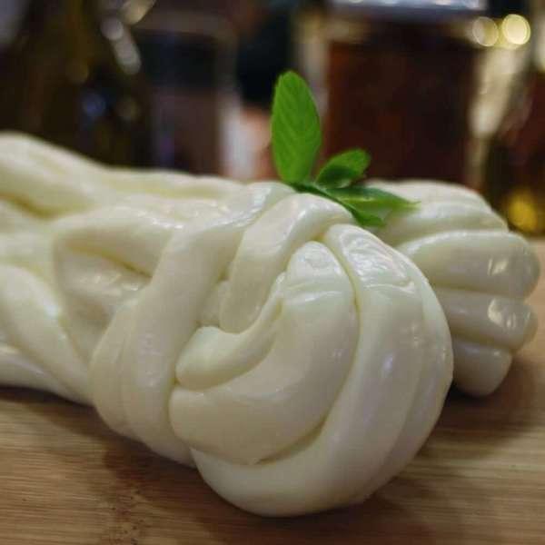 Örgü Sünme İp Peyniri 1 Kg