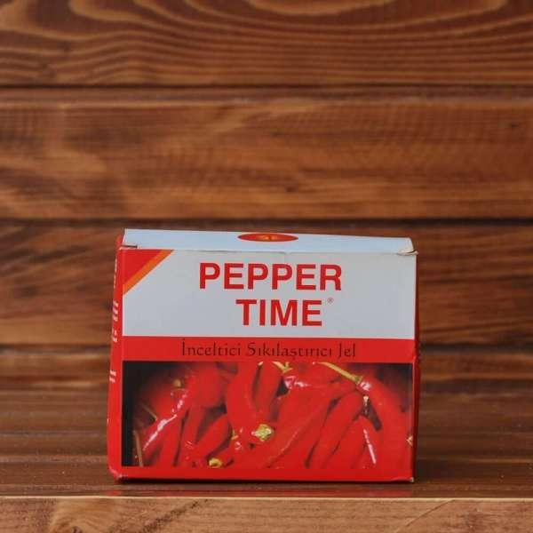 Pepper Tıme (İnceltici Sıkılaştırıcı Jel)