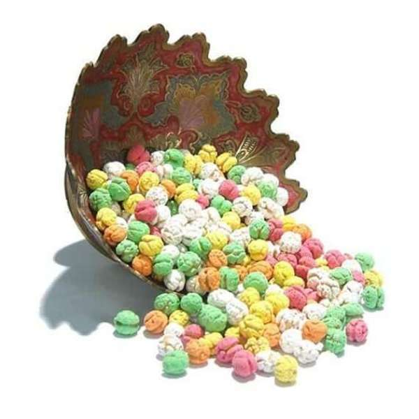 Şekerli Leblebi (Renkli) 1 Kg