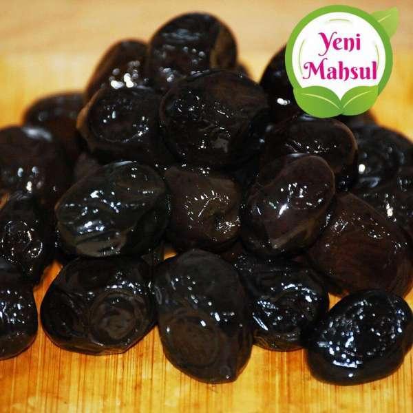 Siyah Sele Zeytin 1 Kg (350-370)