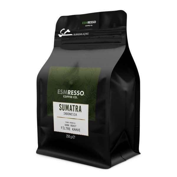 Sumatra - Indonesia Filtre Kahve 250 Gr