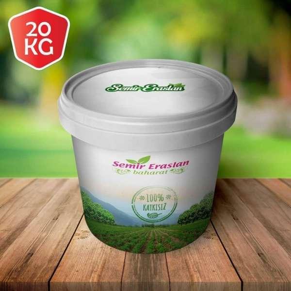 Tatlı Biber Salçası 20 Kg ( Kova )