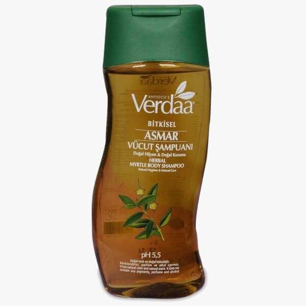 Verdaa Asmar (Mersin) Vücut Şampuanı & Banyo Köpüğü 300 Ml