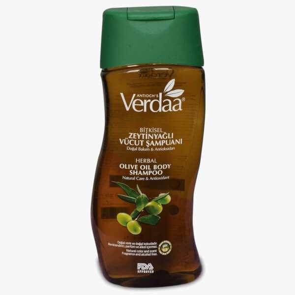 Verdaa Zeytinyağlı Vücut Şampuanı & Banyo Köpüğü 300 Ml