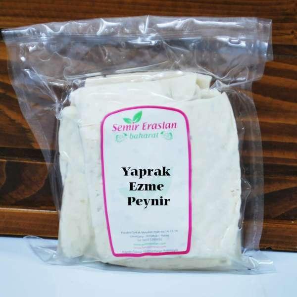 Yaprak Ezme Peyniri 1 Kg