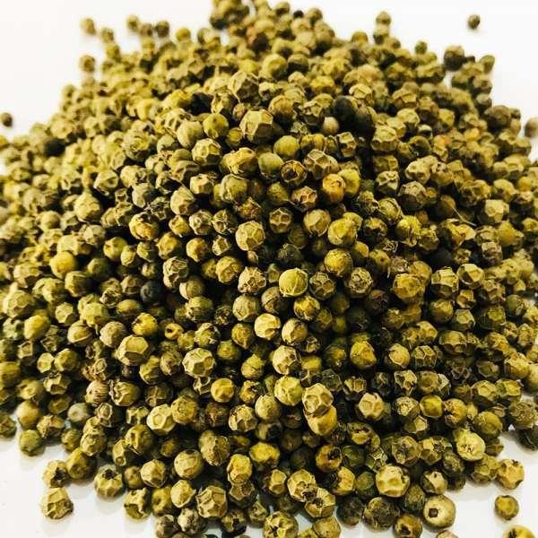 Yeşil Karabiber - Tane 250 Gr