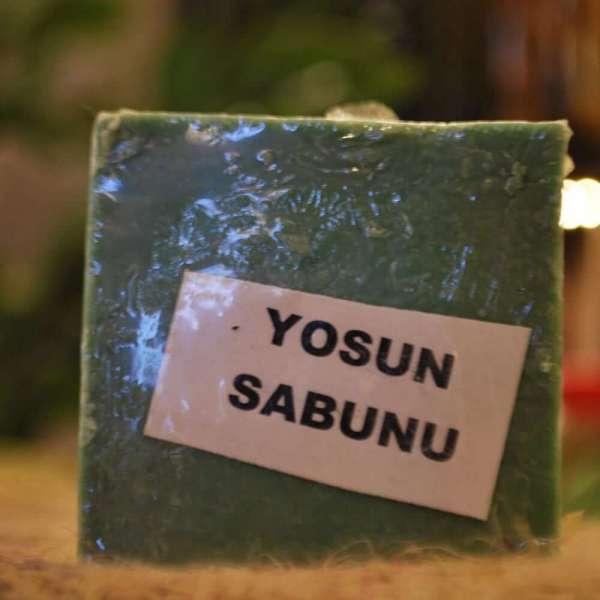 Yosun Sabunu 1 Adet