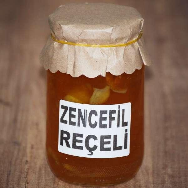 Zencefil Reçeli 400 Gr