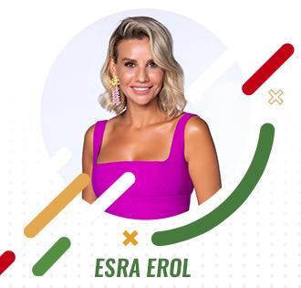 Esra Erol'un Önerdikleri