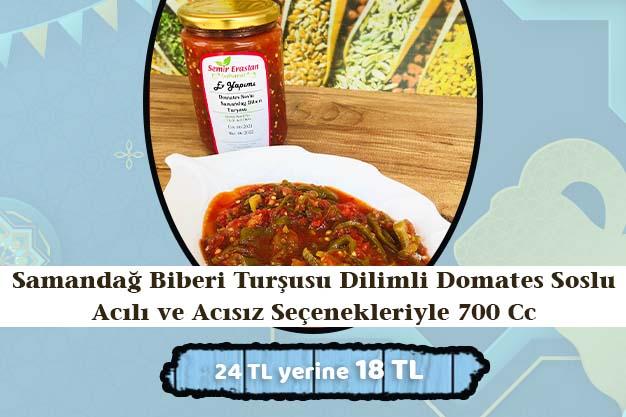 Samandağ Turşu