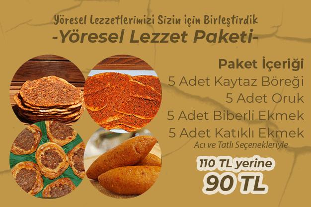 Yoresel Paket